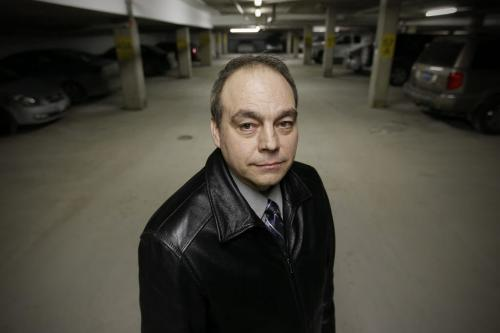 February 10, 2012 - 120210  -  Richard Wishnowski, vice president, central Canada, for Vinci Park is photographed Friday, February 10, 2012. Vinci Park is a new parking management company in the Winnipeg market and hopes to compete with Impark and Standard Parking. John Woods / Winnipeg Free Press