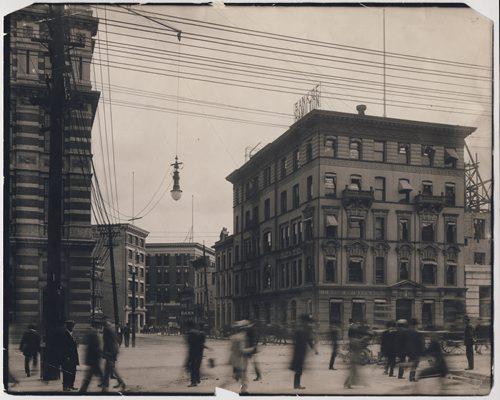 Winnipeg Free Press Archives Financial Heart of Winnipeg — Main Street