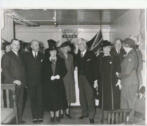 Winnipeg Free Press Archives Canadian Spirit / YMCA fparchive