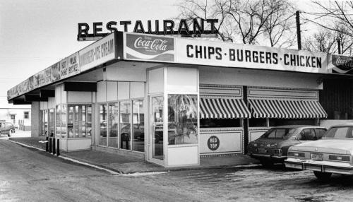 Winnipeg Free Press Archives Red Top Restaurant Glenn Olsen / Winnipeg Free Press 1982
