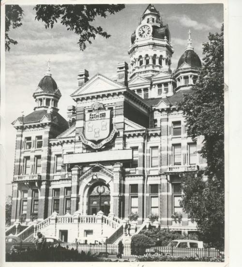 "Winnipeg Free Press Archives Winnipeg Old City Hall (2) Aug. 8, 1959 Winnipeg's City Hall' ""Spectacularly Hideous"" fparchive"