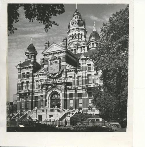 Winnipeg Free Press Archives Winnipeg Old City Hall (3) Aug. 8, 1959 fparchive