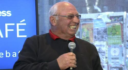 """Dennis Hull chats NHL lockout and being the """"third best Hull"""""""