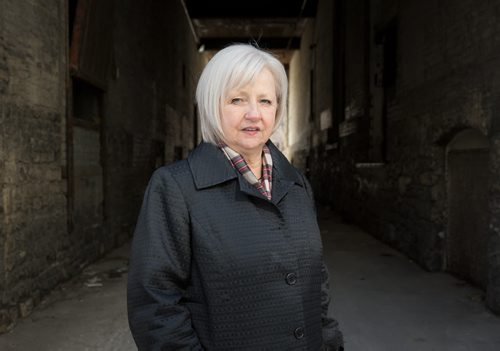 Joy Smith, MP for Kildonan-St. Paul, leads the Joy Smith Foundation, a group dedicated to ending human trafficking and exploitation. Smith will be at a fundraising event on April 11th at the Fort Garry Hotel.  130402 - Tuesday, April 02, 2013 - (Melissa Tait / Winnipeg Free Press)