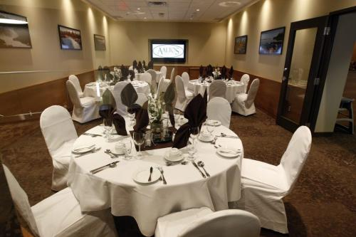 Alto's Restaurant -  Canad Inns Pres. CEO Leo Ledohowski - Canad Inns Destination Centre Health Science Centre officially opens , it is connected to HSC and offers 191 rooms banquet room and conference centre , restaurants  ans a Starbucks  KEN GIGLIOTTI / April . 29 2013 / WINNIPEG FREE PRESS