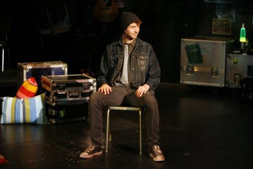 Actor Tim Porter will be performing in the production of ROOMS: A Rock Romance which will be playing at the MTC's Tom Hendry Warehouse Theatre from May 2 - 12, 2013. 130501 - Wednesday, May 01, 2013 -  (MIKE DEAL / WINNIPEG FREE PRESS)