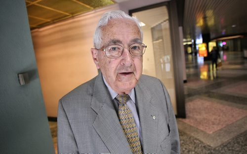 Justice Ted Hughes outside the Phoenix Sinclair Inquiry on the last day of final submissions. The Inquiry was called on March 25, 2011 and was to examine the circumstances surrounding the death of Phoenix Sinclair and the role Child and Family Services played in her care. At only the age of five Phoenix Sinclair was beaten, choked and shot in the days leading up to her death, then buried in a shallow grave and wasn't discovered missing until nine months later.  130730 - July 30, 2013 Mike Deal / Winnipeg Free Press