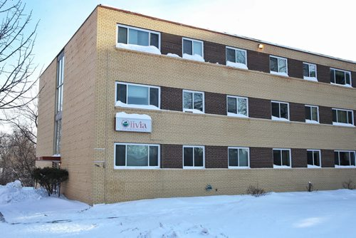 Winnipeg police are investigating the first homicide of 2014 after a 69-year-old man was found in an apartment in St. Vital.  140105 January 5, 2014 Mike Deal / Winnipeg Free Press. Winnipeg's 25th homicide of 2013.