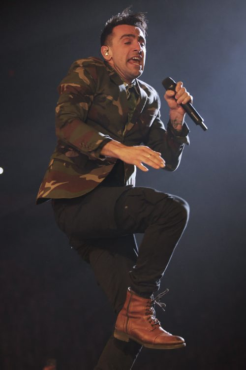 April 15, 2014 - 140515  -  Hedley performs at MTS Centre Tuesday, April 15, 2014. John Woods / Winnipeg Free Press