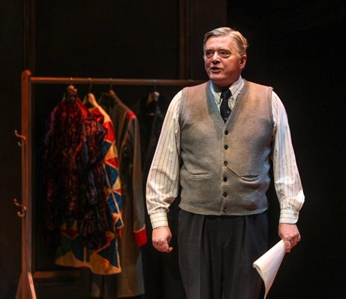 Ross McMillan as the Actor in the latest production at the RMTC of The Woman in Black which will be showing from March 19 until April 11 at the John Hirsch Mainstage. 150317 - Tuesday, March 17, 2015 -  (MIKE DEAL / WINNIPEG FREE PRESS)