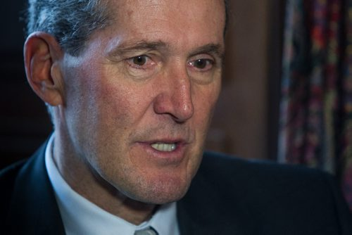 The year end interview with Manitoba Opposition Leader Brian Pallister, Leader of the Progressive Conservative Party. 151210 - Thursday, December 10, 2015 -  MIKE DEAL / WINNIPEG FREE PRESS