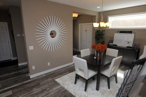 BORIS MINKEVICH / WINNIPEG FREE PRESS NEW HOMES- 331 Stan Bailie Drive.  Dining room. April 18, 2016