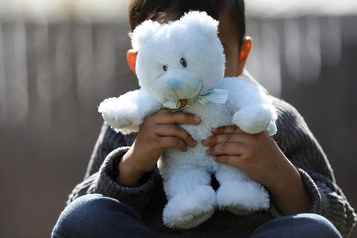 "RUTH BONNEVILLE /  WINNIPEG FREE PRESS  Clinic Psychology Manitoba  Portraits of 3-year-old holding his teddy bear for story on ""worry bear"" .   A group of clinical psychologists headed up by  Dr. Rehman Abdulrehman set up a ""Worry Bear"" tent at the Teddy Bear's Picnic this year. For the first time kids will be able to get mental health care for their teddy bears at the annual event.   See Carol Sanders 