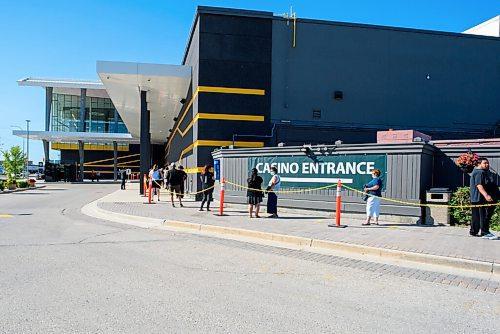 Winnipeg Casinos Reopening