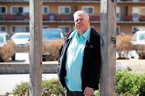 JOHN WOODS / WINNIPEG FREE PRESS Chuck Sanderson, former executive director of Manitoba Emergency Measures Organization, is photographed outside his home Tuesday, April 6, 2021. Sanderson is not impressed with and is critical of the province's COVID-19 vaccination program.  Reporter: DaSilva