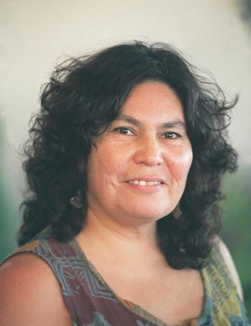 PRISCILLA SETTEE-co-chair of aboriginal science & technology conference. Photo by: JOE BRYKSA/WINNIPEG FREE PRESS